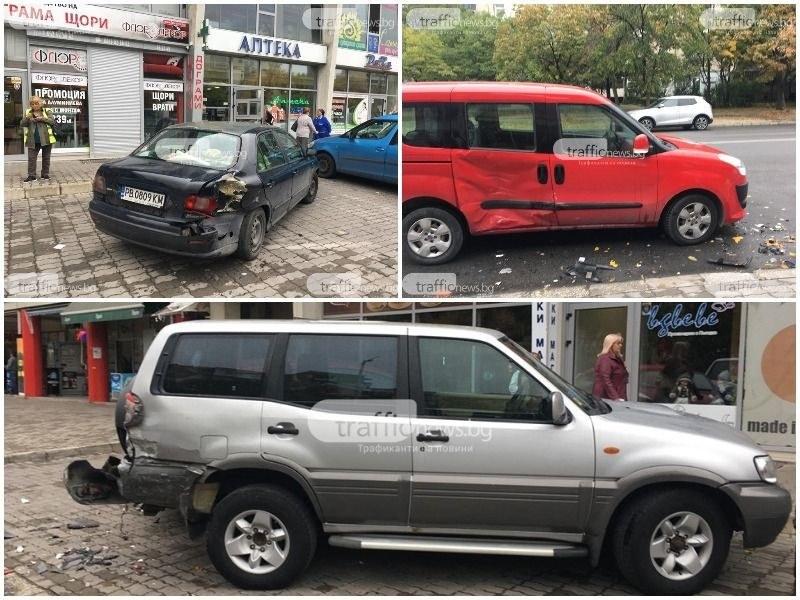 """Бизнесменът, причинил мелето с 6 коли в """"Тракия"""", излиза от ареста срещу гаранция"""
