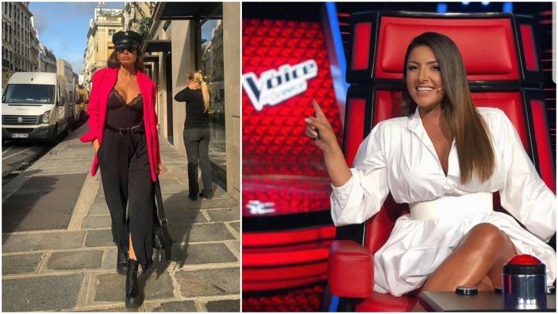 Дизайнерка от Пловдив облече Елена Папаризу за