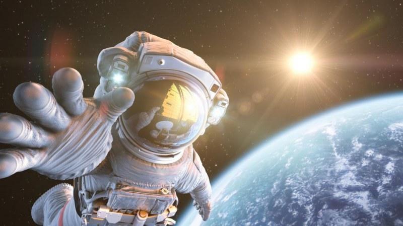 Една малка хапка за човека: Астронавти си принтираха месо в Космоса