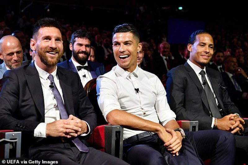 Меси призна: Роналдо ми липсва, трябваше да остане в Реал