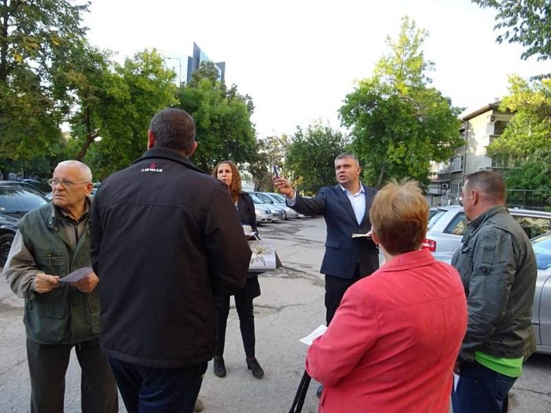 Стоян Алексиев: Всеки поставен от гражданите проблем влиза  в дневния ми ред със задачи