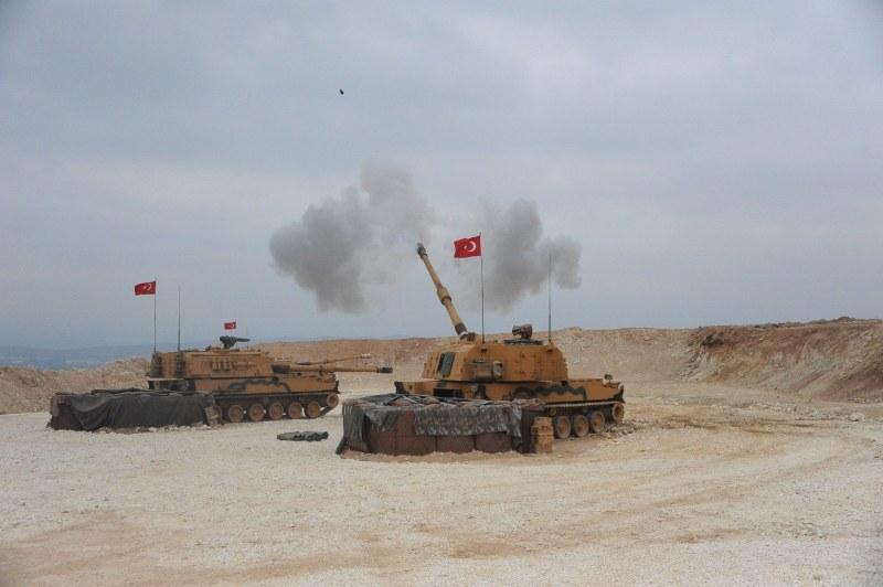 Турция започна военна операция в Сирия
