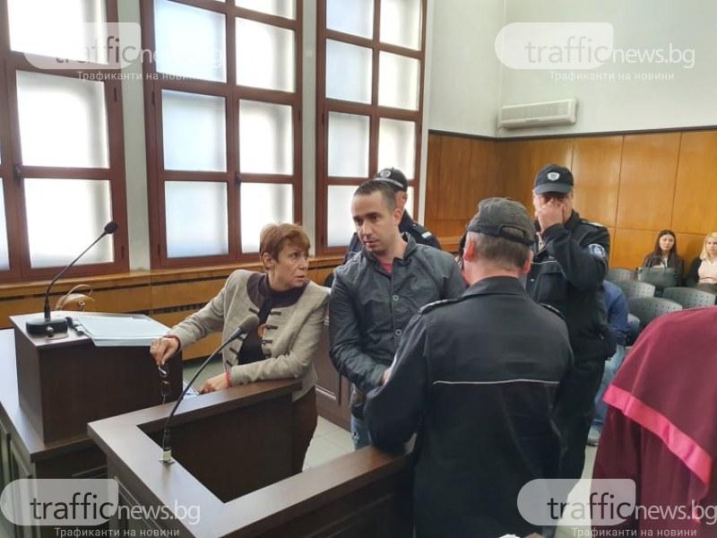 Илиян Рангелов - осъден за убийство на две инстанции, отново отрича вината си