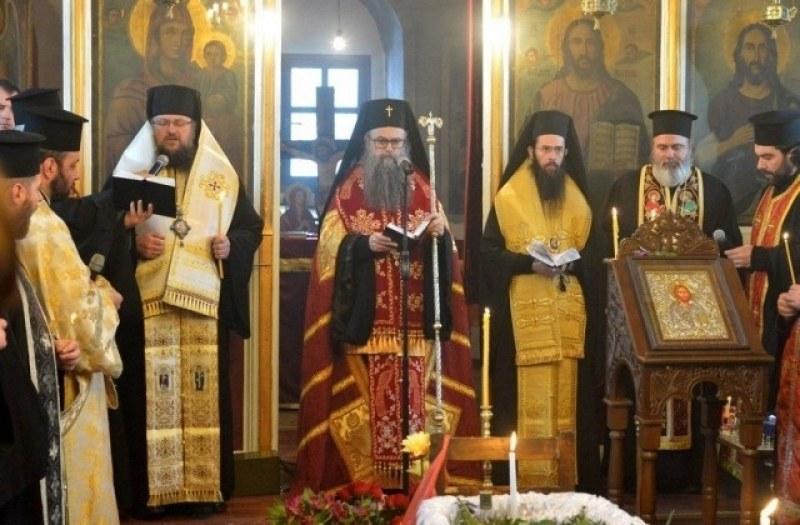 Пловдивският владика Николай отказа да посрещне делегация на Московската патриаршия