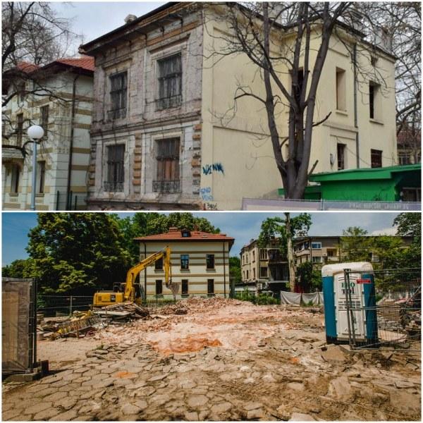 Прокуратурата: Разследването на вандалското събаряне на къщата на Куцоглу е в активна фаза