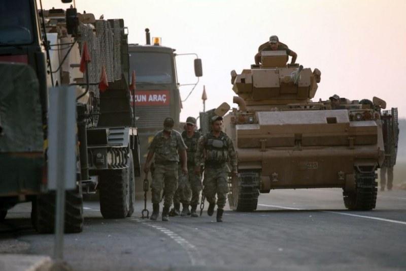 Турската армия порази затвор с джихадисти от ИДИЛ в Сирия
