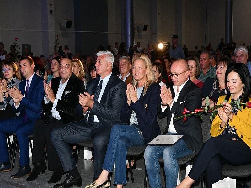 Здравко Димитров и олимпийски шампиони празнуват 70-годишнина на Спортното