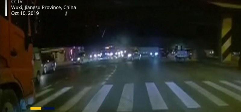 Мост се срути в Китай, трима души загинаха