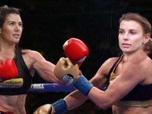 Еди Хърн иска да прави боксов мач между футболни съпруги
