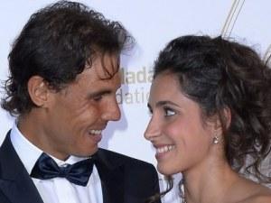 Ракриха още една тайна около сватбата на Рафа Надал