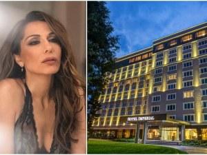 Деспина Ванди отседна в луксозен хотел за визитата си в Пловдив