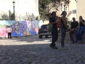 Графити тур или новият начин да разгледате Пловдив
