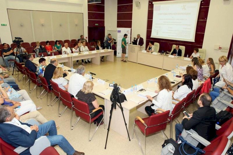 Ранни иновации на изследователски екип представят в МУ-Пловдив