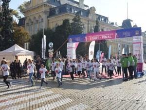 Близо 30 трансплантирани хора се включиха в маратона на София