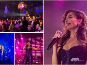 Деспина Ванди пред Trafficnews: Пловдив, благодаря за страхотната вечер