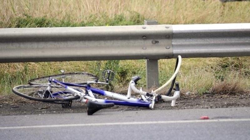 Велосипедист загина в катастрофа край Кюстендил