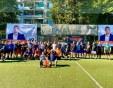 Над 300 зрители на футболен турнир на кандидат кмета на