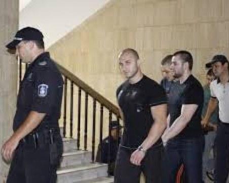 Групата на Мечков и Кюфтето задържана за изнудване