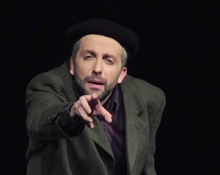 Мариус Куркински на 50! Царят на моноспектаклите празнува юбилей
