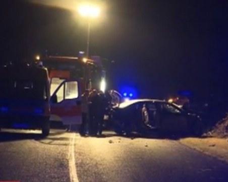 Петима от загиналите в катастрофата край Казанлък живеели на една улица в Крън