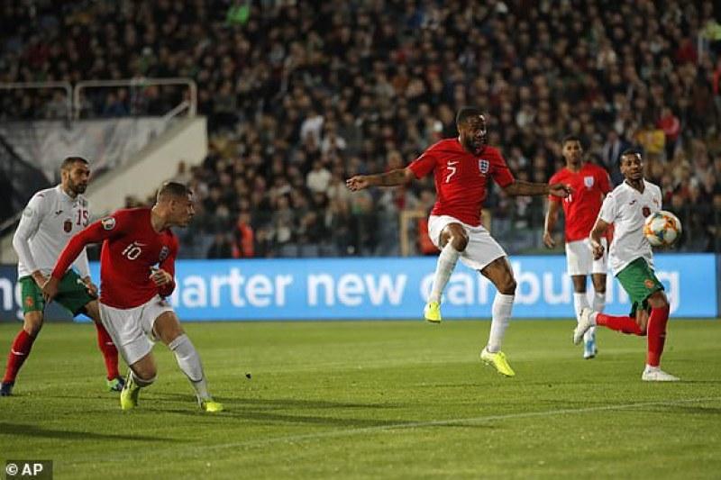 Голям резил за националите - Англия ни набута 6 гола!