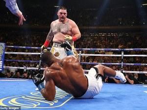 Анди Руис се преобрази напълно за мача с Джошуа