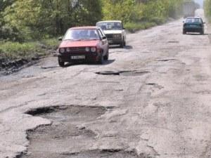 Близо 40% от пътищата ни са опасни заради лош асфалт