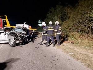 Изследват пътя в зоната на тежката катастрофа с шест жертви край Казанлък