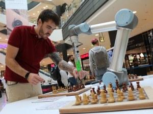 Те идват! Роботи играят шах и танцуват балет в София
