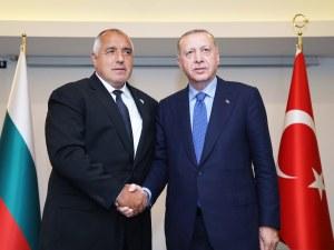 Ердоган зове Брюксел да чуе Борисов за бежанците
