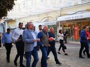 Сергей Станишев: На Пловдив му отива интелигентен кмет като Николай Радев
