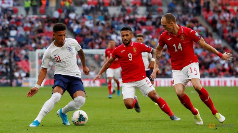 В Англия сравниха мача с България с полуфинала от световното