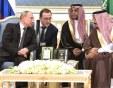 Как белият сокол на Путин развърза сделки за $2 млрд. в Рияд