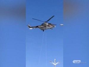 Хеликоптери и военни самолети кръжат над Пловдив
