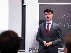 Ученик от Пловдив влезе в топ 5 на Масачузетския технологичен институт