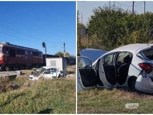 Фатален десен завой пратил шофьорката от Кубратово под влака