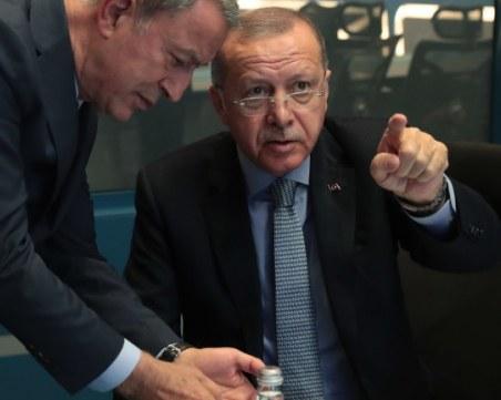 Ердоган категоричен: Няма да прекратим огъня в Сирия