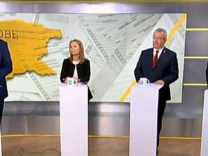 Четирима от кандидатите за кмет на Пловдив в предизборен дебат