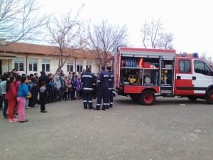 Евакуираха училище в Търговище след инцидент със сярна киселина