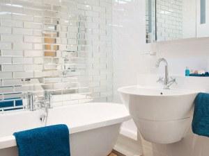 Как най-практично да обзаведем малката баня?