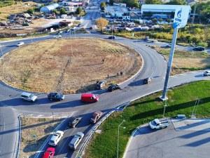 Катастрофа на кръговото на Кукленско шосе затапи движението