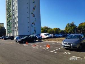 Откриха нов паркинг със скоби в Пловдив, Тотев сигурен, че тази политика ще продължи