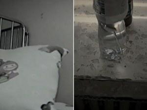 Падаща мазилка, стари легла и мизерия в детска болница в столицата