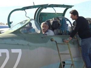 Пловдивчани наскачаха по кабините на бойни самолети в Деня на авиацията