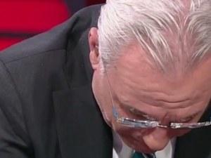 Стоичков зове за жестоко наказание за расисткия скандал, разплака се в ефир