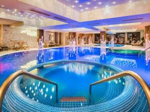 Къде се намира най-модерният топъл басейн край Пловдив?