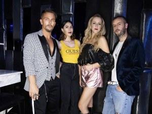Trendsetter-ът Панче Димитриев купонясва на гръцко парти в пловдивски бар