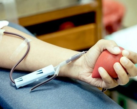 Акция за кръводаряне в Пловдив организират Ротаракт, БЧК и компания Christian of Roma