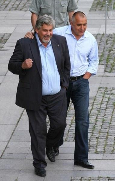 Борисов дава кураж на Ламбо от Брюксел