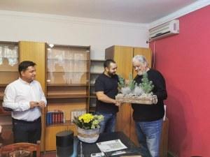 33 години кмет! Изпратиха подобаващо най-дълго прослужилият управленец в Пловдив